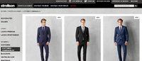 Strellson: une boutique en ligne disponible dans quatre nouveaux pays
