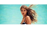 Gigi Hadid's curves highlight the latest Seafolly collection