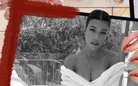 Kourtney Kardashian launches lifestyle site Poosh