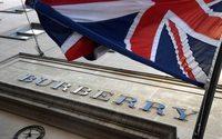 Burberry regista aumento de 3% nas vendas no primeiro trimestre