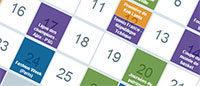 Twitter: un calendrier des événements à l'usage des marques