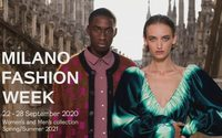 Milan Fashion Week ready to restart in style