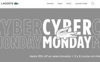 Lacoste lanza su tienda online en Argentina