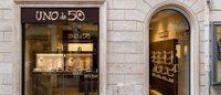 UNOde50 inaugura il secondo store a Roma