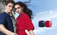 Coty renova contrato de licença com Lacoste para produzir os seus perfumes