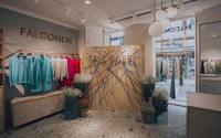 Falconeri inaugura loja no Porto