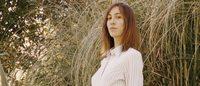 La petite-fille de Francis Ford Coppola dans une campagne mode