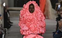 Valentino's divine diversity in haute couture