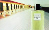 A trip to the coast with 'Les Eaux de Chanel'