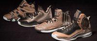 Adidas lança coleção inspirada em lenda do basquete americano