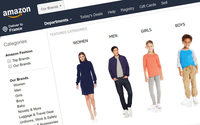 Amazon Fashion fostering over 100 private-label brands