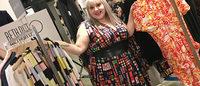 プラスサイズ女性に向け「自信を持って欲しい」ベス・ディットーがブランド発表