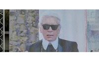Hyères : Karl Lagerfeld fait son show