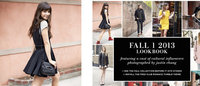 Club Monaco launches a 'social lookbook'