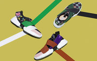Emilio Pucci lanza una línea de zapatillas