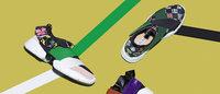 Emilio Pucci lance une ligne de sneakers
