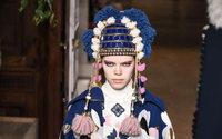 Valentino ruma a Pequim com desfile e flagship