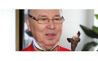 Вячеслав Зайцев награжден премией «Мода России»