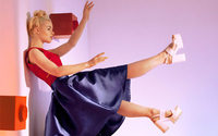 """Fashion-фотограф Анна ДеЛуна приняла участие в выставке """"Здравствуй, Италия"""""""