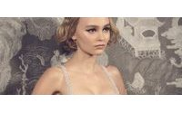 Lily-Rose Depp revealed as official face for Chanel No 5 L'Eau