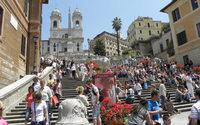 Spanische Treppe in Rom wiedereröffnet - Schutz vor neuem Dreck