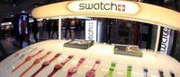 Swatch gana un 28% menos en 2014