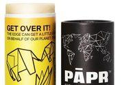 Obratori (L'Occitane) investit dans les déodorants zéro déchet Paper Cosmetics