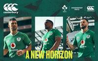 Canterbury renews partnership with Irish Rugby Football Union