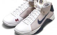 Sneakers designed for Barack Obama go up for auction