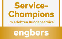 Engbers ist Service-Champion 2018