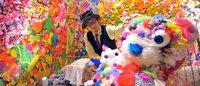 """Kawaii""が集結 増田セバスチャンがオリンピックイヤーに向けたアートプロジェクト発表"