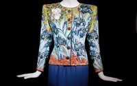Yves Saint Laurent jacket fetches record sum