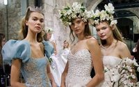 Bridal fashion, an $80 billion business
