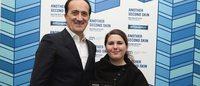 Caterina Erica Shanta vince il 'Premio Stonefly Cammina con l'Arte 2014'
