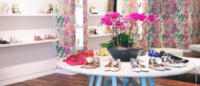 Aquazzura opens East Hampton pop up