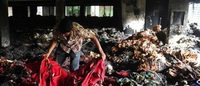 Bangladesh: sept morts dans un nouvel incendie d'usine textile