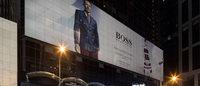 Hugo Boss eröffnet zwei Stores in Hongkong
