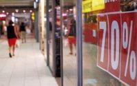Посещаемость торговых центров Москвы во время «чёрной пятницы» почти не выросла