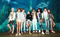 Abercrombie Kids brings aquarium animals in store for retail boost