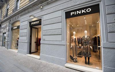 ea558bb5ca1 Pinko fa il bis a Napoli - Notizie : Distribuzione (#1023589)