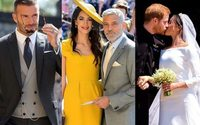 Designers and celebrities score big on Instagram from royal wedding
