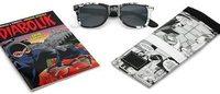 Sting Eyewear: un libro per i 30 anni e una capsule con Diabolik
