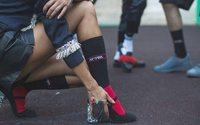 Петербургский бренд St. Friday Socks презентовал четыре коллаборации с российскими дизайнерами