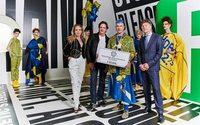 Fashion designer Bas Kosters awarded with Cultuurfonds Mode Stipendium