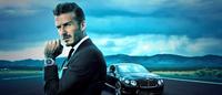 Breitling eröffnet mit Werbebotschafter David Beckhamersten Shop in Spanien