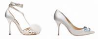 Sophia Webster cria coleção de sapatos dedicada às noivas