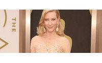 Hollywood parade na carpete vermelha dos Óscars 2014
