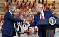 Donald Trump inaugura atelier Louis Vuitton no Texas