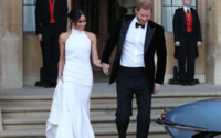 Givenchy, McCartney sales surge on Net-A-Porter after royal wedding