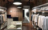 Kangra Cashmere apre l'ottavo store in Italia, a Bergamo